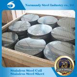 La norme ASTM Mill Supply laminé à froid 410 Cercle en acier inoxydable