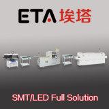 Печь для оплавления для поверхностного монтажа LED с конвейера