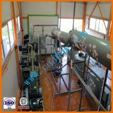 Verwendetes Auto-Bewegungsölraffinieren-Maschine, zum des Öl-Wiederverwertungs-Systems zu gründen
