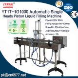 Macchina di rifornimento liquida del singolo pistone capo automatico per il succo di frutta (YT1T-1G1000)
