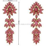 Eardrop van de Manier van de ster Luxe Geplateerde Juwelen voor Vrouwen (KE3116)