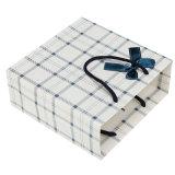 Logo&#160를 가진 사치품에 의하여 인쇄되는 선물 주문 쇼핑 종이 봉지;