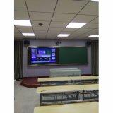 Hohe Helligkeits-Ausbildungs-Bildschirmanzeige-Wand-Montage-Finger-multi Note