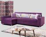 Base di sofà dell'angolo del salone della mobilia con memoria dell'assestamento