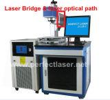 귀 꼬리표 표하기를 위한 금속 Laser 표하기 조각 기계