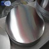 La laminación en caliente de 1050 Círculo de aluminio antiadherente para utensilios de cocina