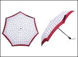 Автоматическо раскройте близкое 19inch x зонтик 6 нервюр портативный миниый