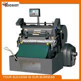 Ml-930 Manual de la guardia de seguridad Ce alimentados platina Die Cutter máquina