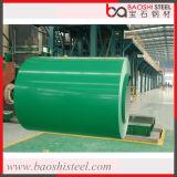 De groene Rol van de Kleur voor Bouwmaterialen