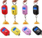 25kg Colorful Mini Hanging DIGITAL Luggage Weighing Scale