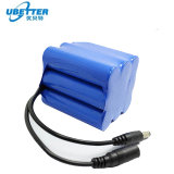 Batterie lithium-ion rechargeable 18650 Pack 12V 7800mAh