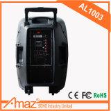 Altofalante portátil Al1003 Temeisheng Kvg de Bluetooth da luz da esfera da boa qualidade