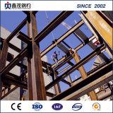 Vorfabriziertes Rahmen-Stahlkonstruktion-Haus mit Zwischenlage-Panel