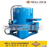 Descarga automática del separador centrífugo de mineral de oro para maquinaria de panorámica