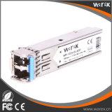 Émetteur récepteur des réseaux 1000BASE-EX SFP 1310nm 40km de genévrier