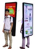 Tabellone per le affissioni umano di pubblicità impermeabile dello zaino di Oudoor
