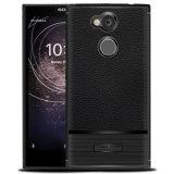 Новые поступления противоударная прочная броня Litchi TPU чехол для мобильного телефона Sony Xperia L2/ Xa2 Ultra случае