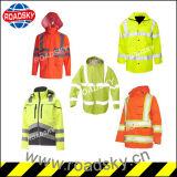 Оптовые высокие одежды обеспеченностью предохранителя плаща брюк куртки визави
