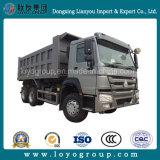 Sinotruk HOWOのダンプトラックの使用された採鉱のダンプトラック