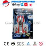 Het Plastic Stuk speelgoed van de Lanceerinrichting van de Raket van het ruimteschip voor de Bevordering van het Jonge geitje