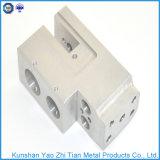 Часть изготовления точности подвергая механической обработке подвергли механической обработке CNC, котор частей мотора
