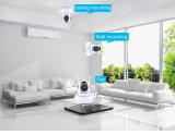 colloquio in tempo reale IR della macchina fotografica del IP di 1080P P2p del CCTV di WiFi della vaschetta dell'antenna senza fili di inclinazione tre