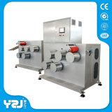 Plástico profissional que recicl os grânulo que fazem a linha de produção da faixa da cinta da máquina