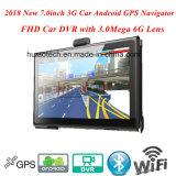 """Nouveau tableau de bord voiture camion Android Marine Navigation GPS avec 3G 7.0 """" DVR de voiture GPS, transmetteur FM, AV-in pour le stationnement de la caméra système GPS Navigator, TMC Appareil de suivi"""