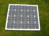 panneau solaire 70W pour le réverbère solaire