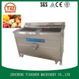 A arruela do ozônio da cozinha com o gerador para a fruta e verdura