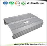산업 방열기를 위한 알루미늄 단면도
