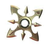 La main Spinner Fidget métal rotatifs de palier d'EDC Fléchettes Naruto Shuriken THADA Toy