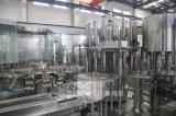 Automatische Quellenwasser-Abfüllanlage beenden