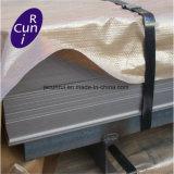 Tisco laminés à chaud en acier inoxydable de 2,5 m avec fiche en standard