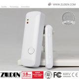 De draadloze Sensor van het Contact van de Deur Magnetische voor GSM van het Huis het Systeem van het Alarm