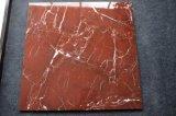 Piso de cerámica de color rojo teja de porcelana diseños