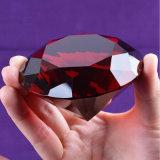 De rode Giften van de Herinnering van de Partij van de Gift van het Huwelijk van de Verjaardag van de Diamant van het Kristal van het Kwarts