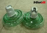 aisladores de cristal 160kn para las líneas de transmisión hasta que 500kv