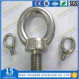 Roestvrij staal AISI 304 of AISI316 ons de Bout van het Oog van het Type