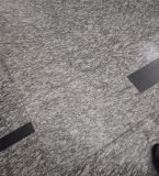 Mattonelle di pavimento bianche del granito della costruzione dell'onda prefabbricata del mare che pavimentano mattonelle