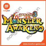 El monstruo original del kit del juego de los pescados de rey 3 Igs del océano despierta la versión china de la versión de los E.E.U.U. para la venta