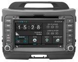 GPS 1080P van de Auto DVD van Witson KIA Sportage 2010-2013
