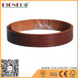1,5X40 bandagem de Borda de PVC de grãos de madeira para mobiliário