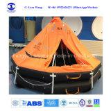 Liferaft inflável do iate do oceano do SOLAS, jangada do lazer