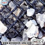 Стальная высокуглеродистая сплетенная сетка 55 для камня