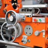 Torno manual convencional principal del motor del metal del engranaje (mm-D500X3000)