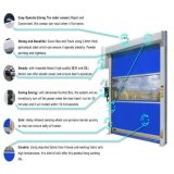 Двери чистой комнаты PVC высокоскоростные