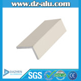 Precio comercial del perfil de aluminio de la sección de la ventana de desplazamiento para el mercado de Etiopía