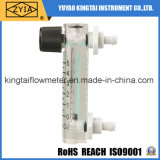 Contatore acrilico dell'ossigeno dell'O2 di Lzm-6t utilizzato per l'ospedale 5lpm