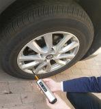 Construire-dans le gonfleur électrique portatif de pneu de batterie de Li